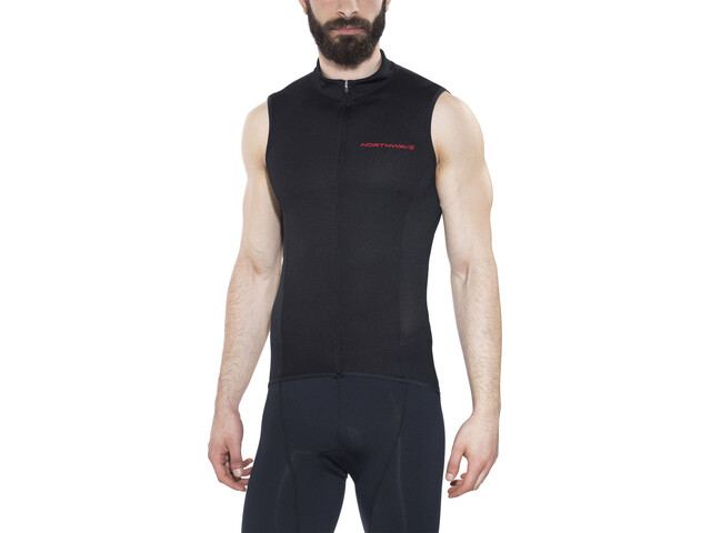 Northwave Force Maillot sin mangas Hombre, black